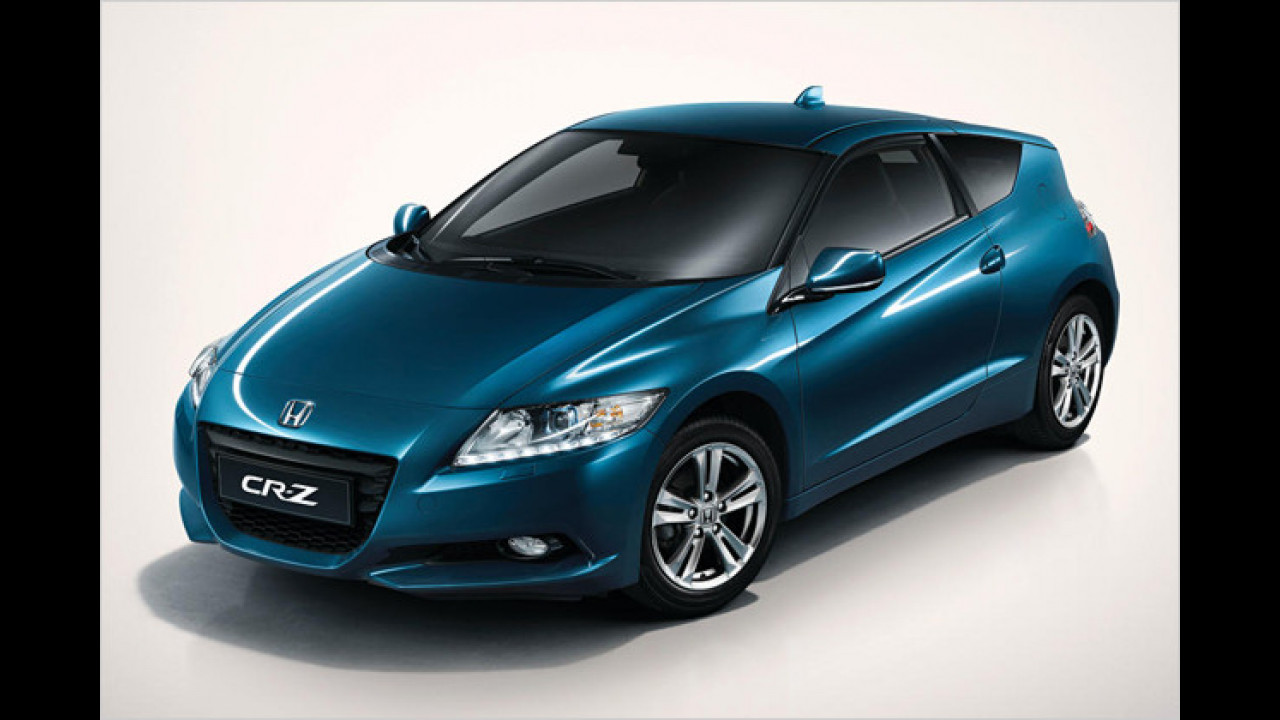 Honda CR-Z: Spar-Sportler