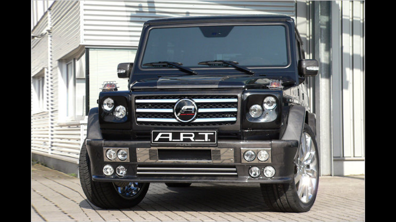 A.R.T. Mercedes G 55 AMG