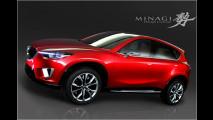 Aus Minagi wird CX-5