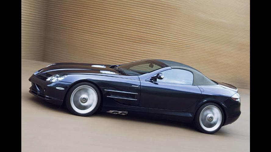 Die schnellsten offenen Flitzer: Cabrios und Roadster am Limit