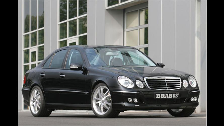 Brabus-Motortuning für die Dieselmodelle von Mercedes