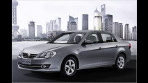 Neue China-Volkswagen