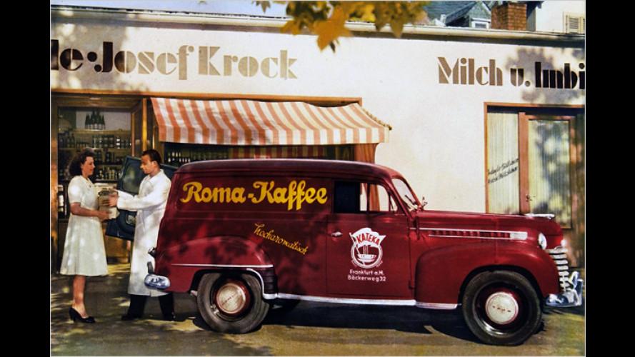Opel: Vom Caravan zum Sports Tourer