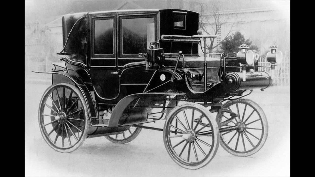 Daimler Typ Victoria (1896)