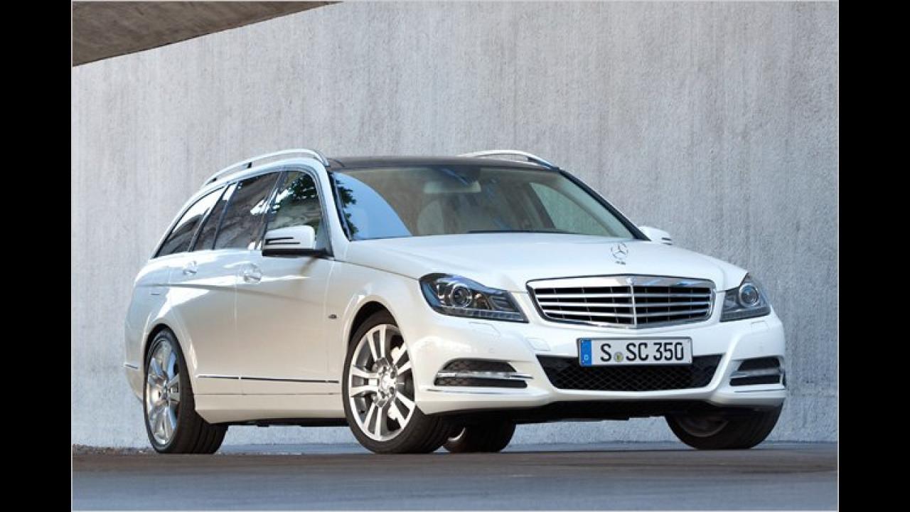 Mercedes C-Klasse T-Modell