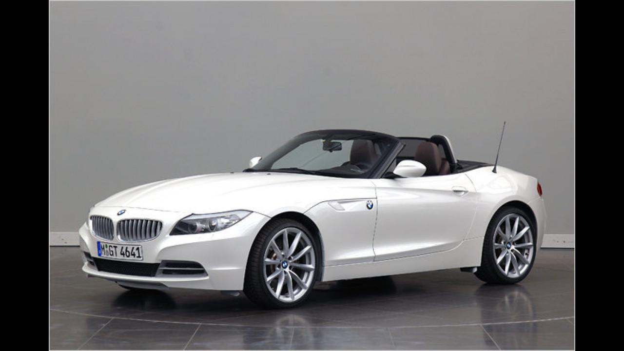 BMW Z4 in neuem Glanz