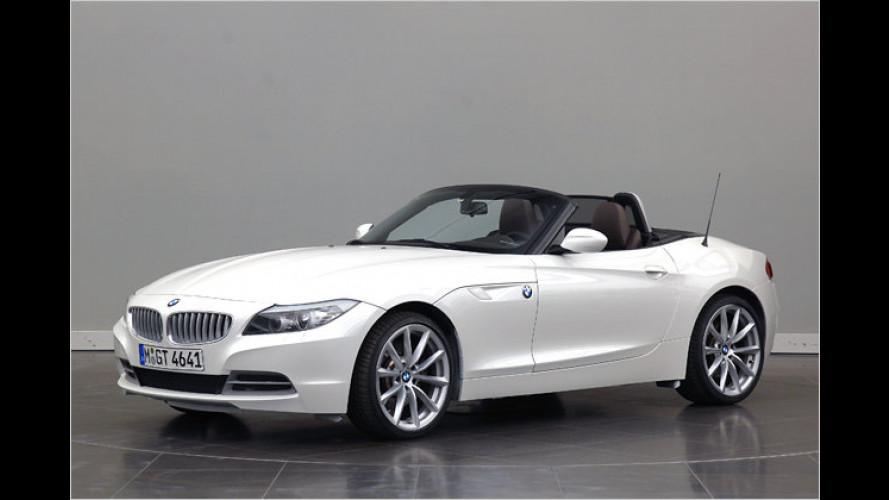 Autosalon Genf 2011: BMW Z4 mit neuem Glanzeffekt