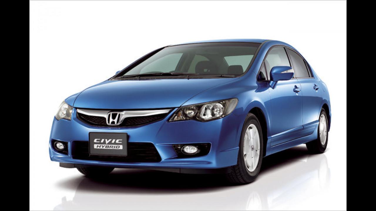 Honda Civic 1.3 i-DSi i-VTEC IMA Comfort