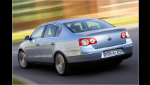 Neues beim VW Passat