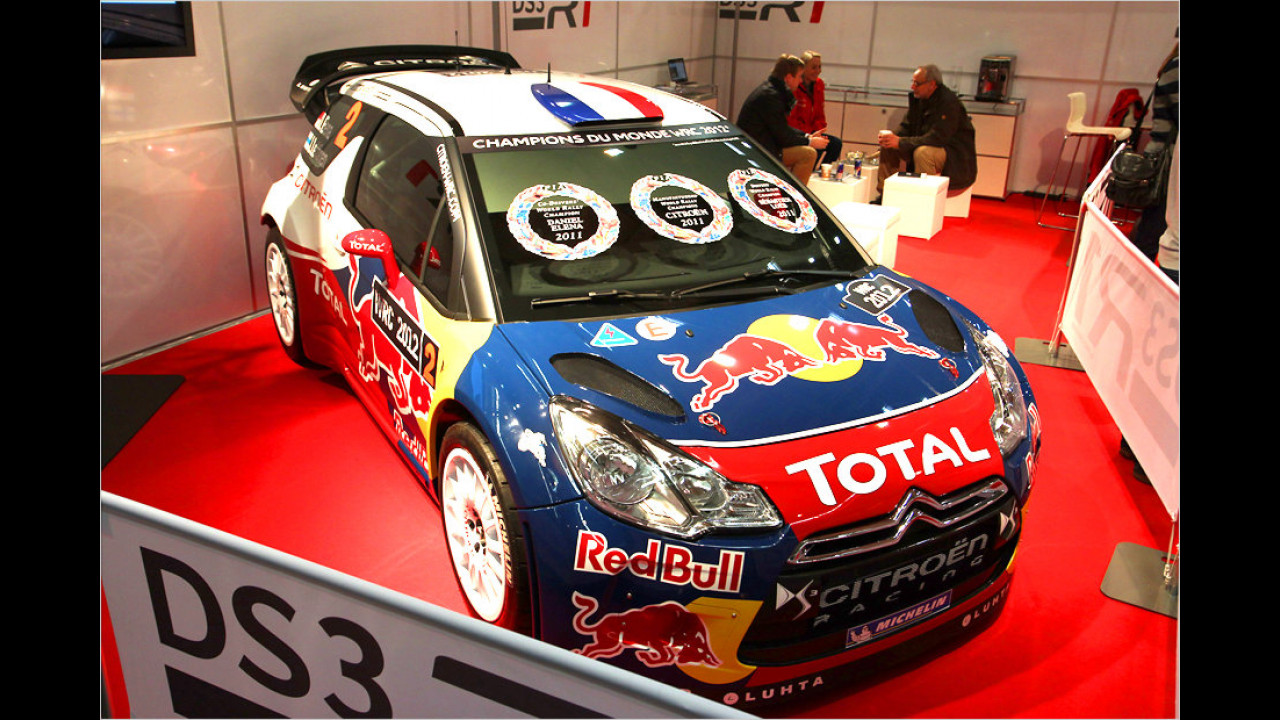 Citroën DS3 WRC