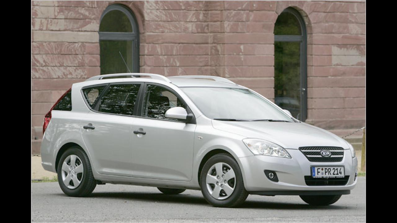 KIA cee`d Sporty Wagon 1.6 Vision ISG