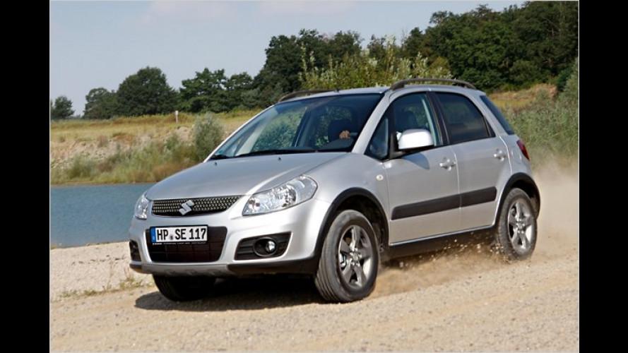 Suzuki-Crossover als limitiertes Sondermodell
