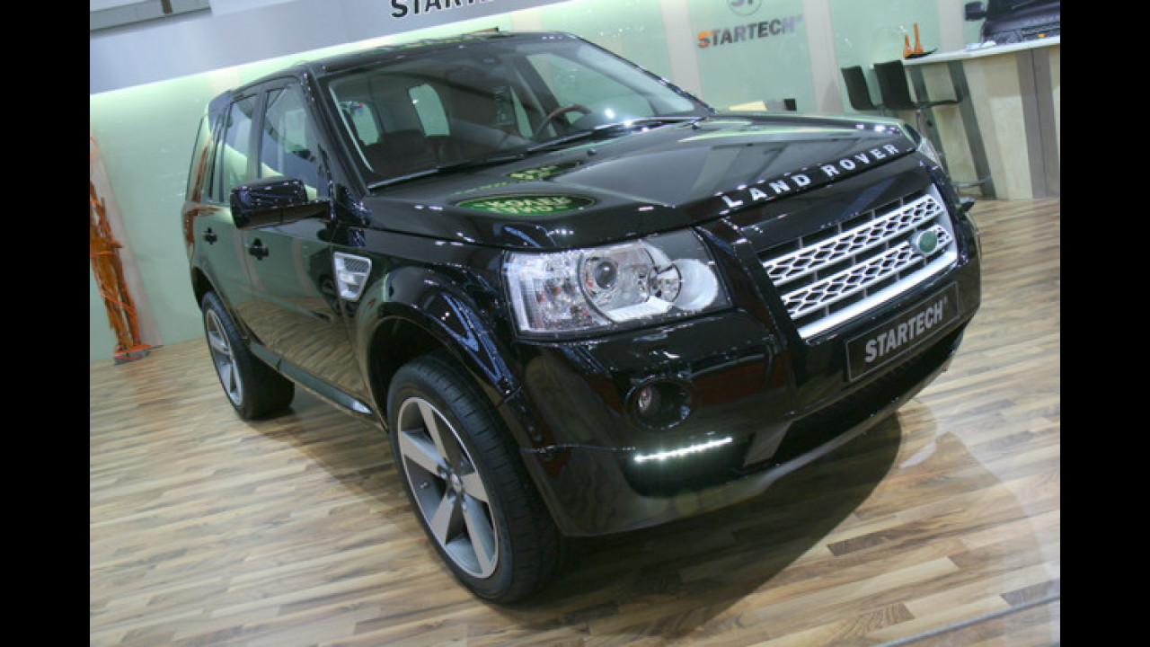 Startech Land Rover Freelander