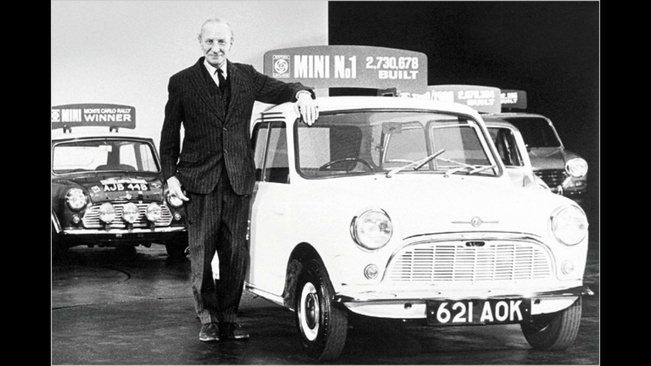 Sir Alec Issigonis (Mini)