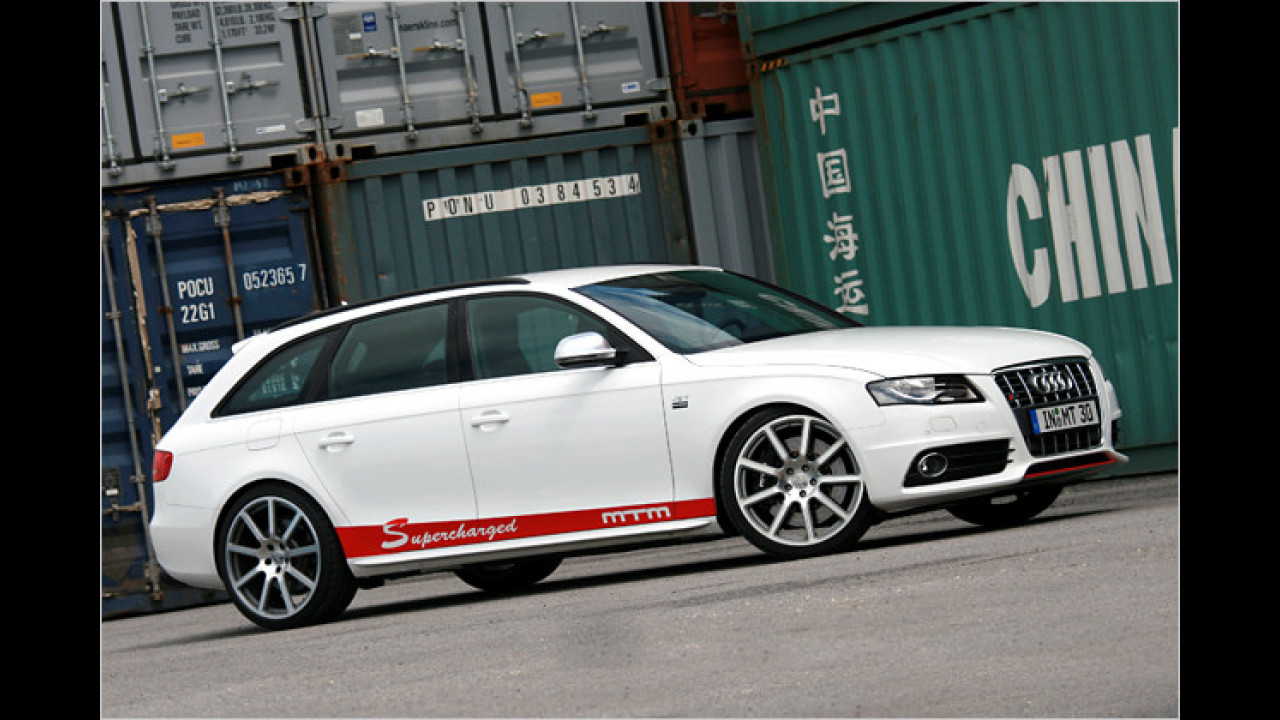 MTM S4 Supercharged