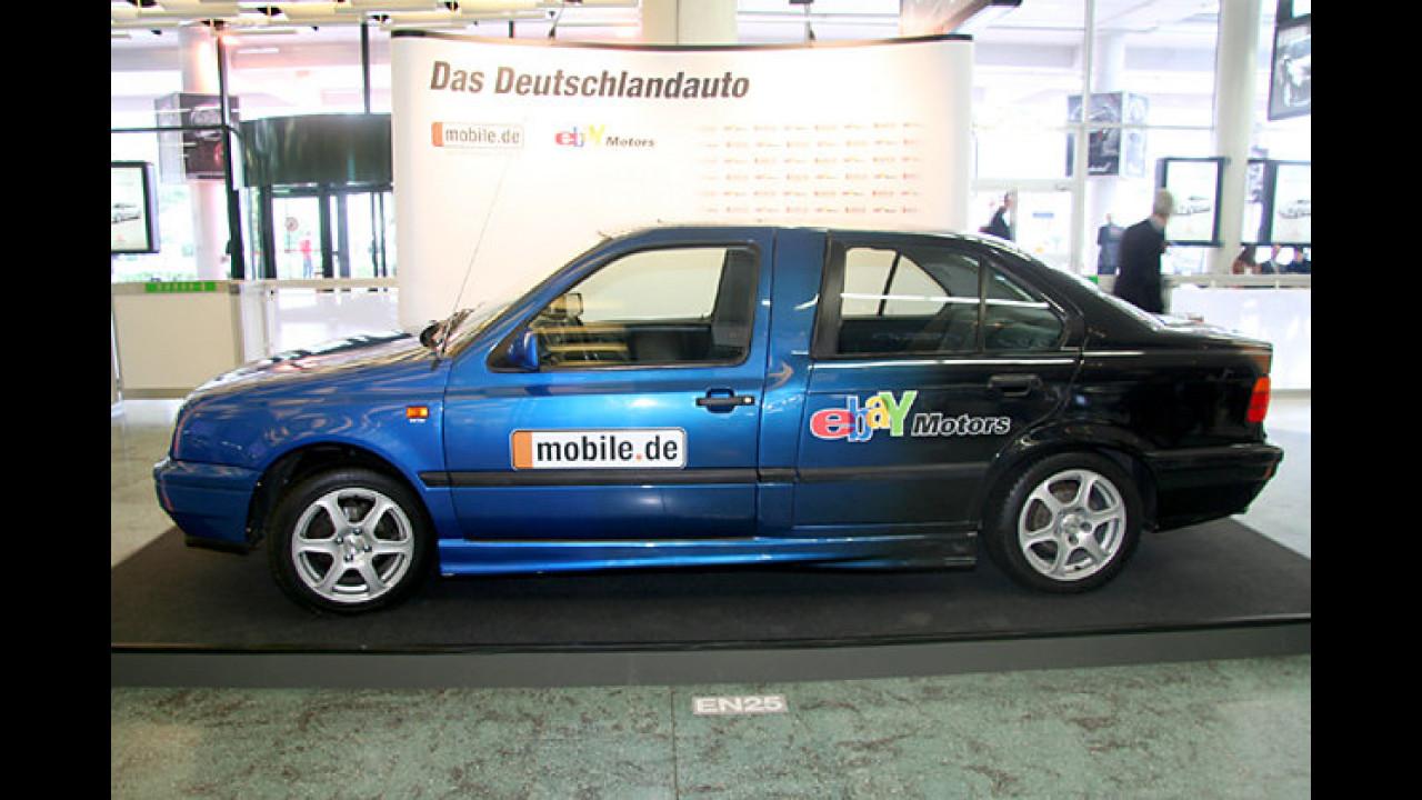 Vorne Golf, hinten BMW: Dieser Blech-Wolpertinger von eBay Motors und mobile.de steht für den statistisch meistgesuchten Gebrauchtwagen Deutschlands