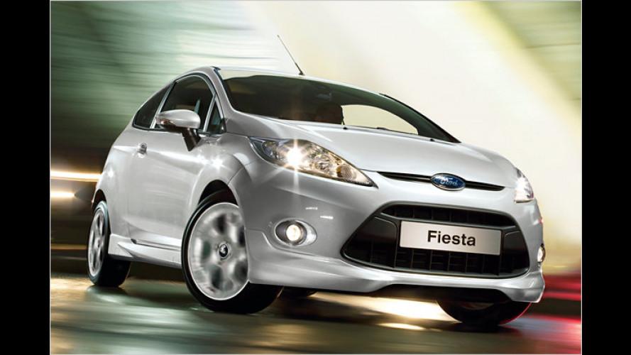 Sport-Ford: Starker Fiesta kommt ins Modellprogramm