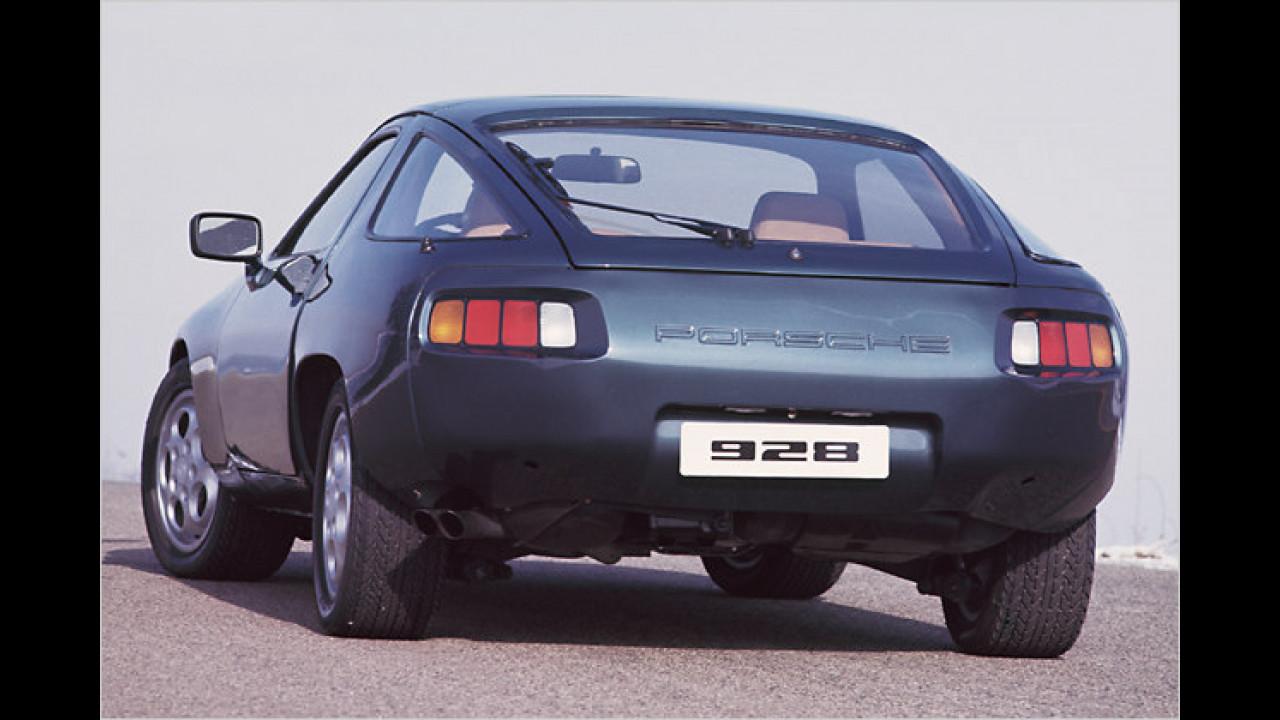 Einer der komfortabelsten Porsches seiner Zeit: Der 928 ließ 1977 die Herzen in Genf höher schlagen
