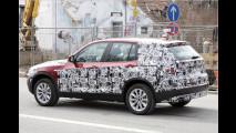 Erwischt: Neuer BMW X3