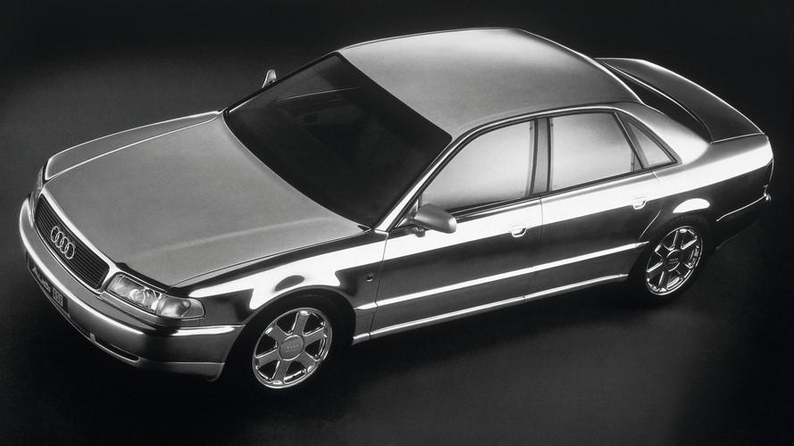 Audi A8 kökleri - 1993 ASF konsepti