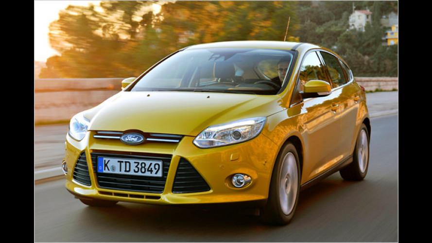 Einer für alle: Der neue Ford Focus (2011) im Test