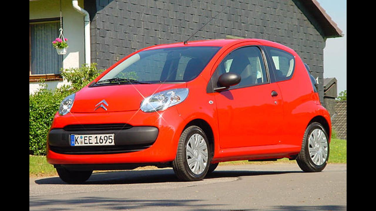 Citroën C1 1.0 Advance 3-türig