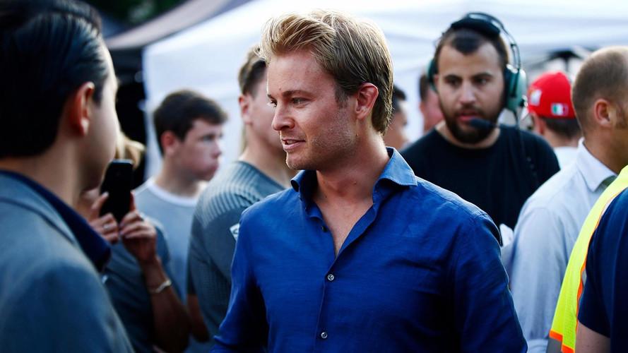 Nico Rosberg bientôt en Formule E ?