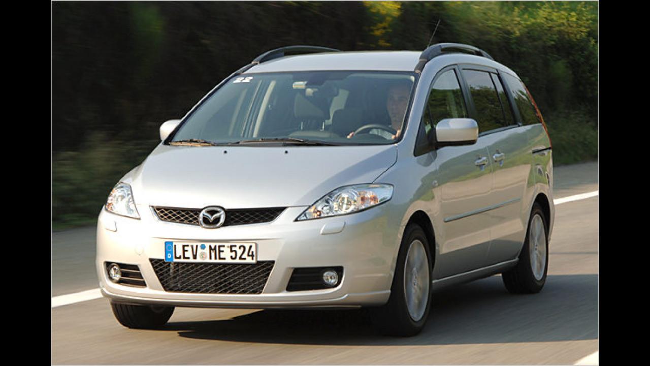 Mazda 5 2.0 CD 81 kW Comfort RPF
