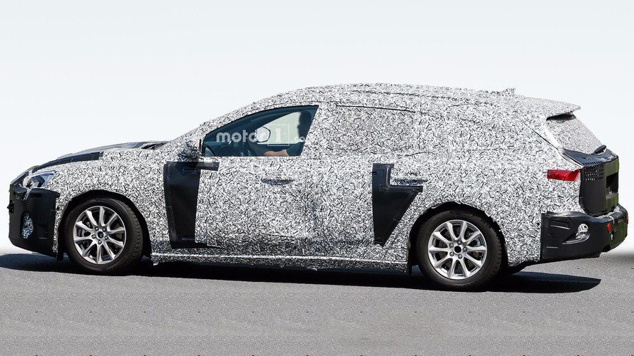 New Ford Focus Wagon Looks All Grown Up In First Spy Photos