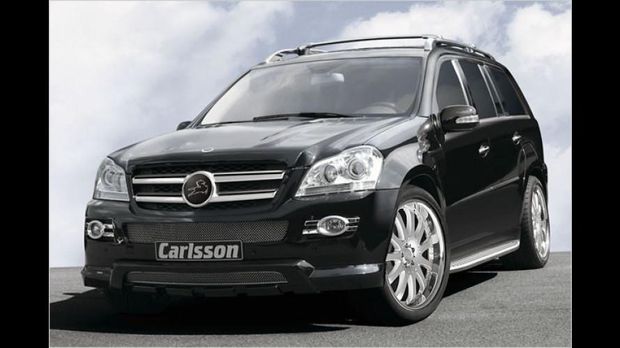 Carlsson CK50: Noch mehr Power im Mercedes GL 500