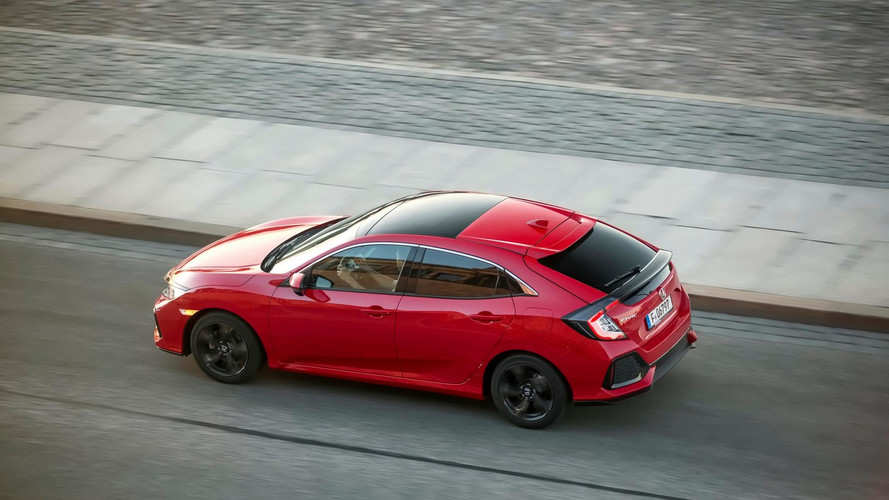 Honda Civic 1.6 i DTEC