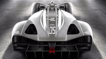 Formula E 2018 render 3