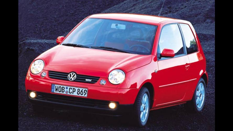 Volkswagen: 1.000 Euro Rabatt für Jungkunden