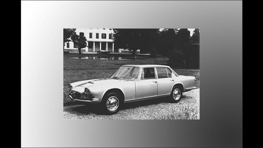 Maserati Quattroporte: Der Erfolg der vier Türen