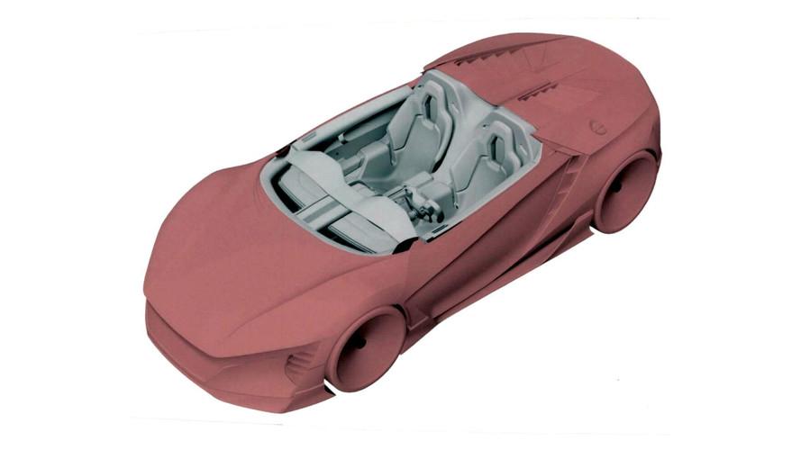 Honda - Un concept-car de la future ZSX en préparation ?