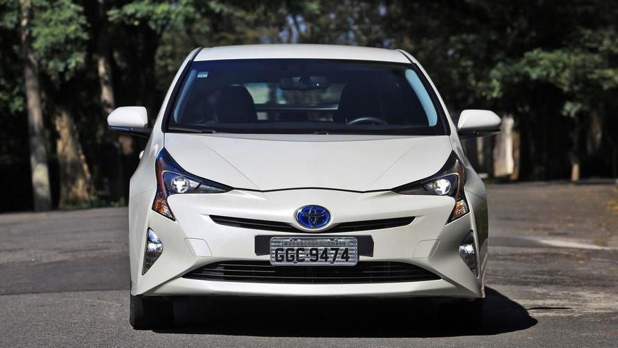 Toyota Prius ficará mais barato com redução de IPI para híbridos
