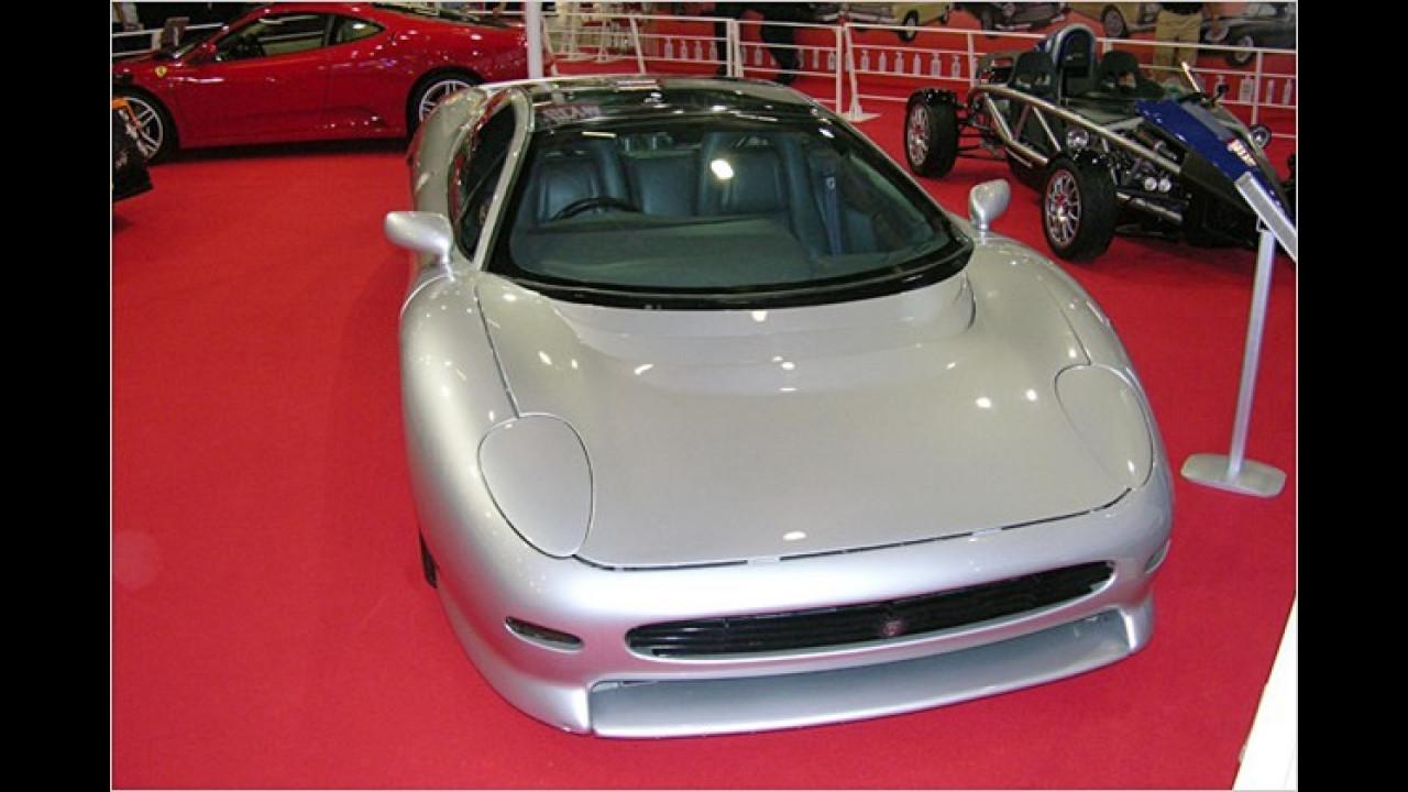 1988 Jaguar XJ220 Concept Car