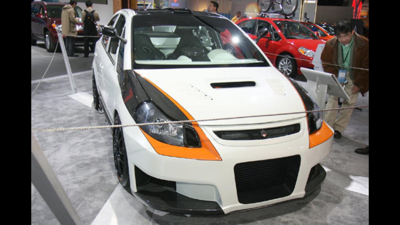 Suzuki SX Force