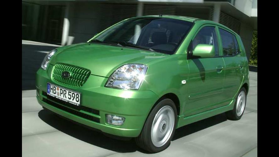Kia Picanto: Korea-Sparbüchse kommt 2006 mit Dieselmotor