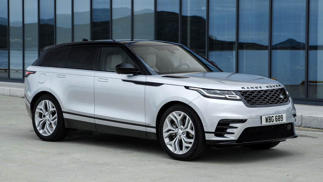 2018 Land Rover Range Rover Velar First Drive Motor1 Com Photos