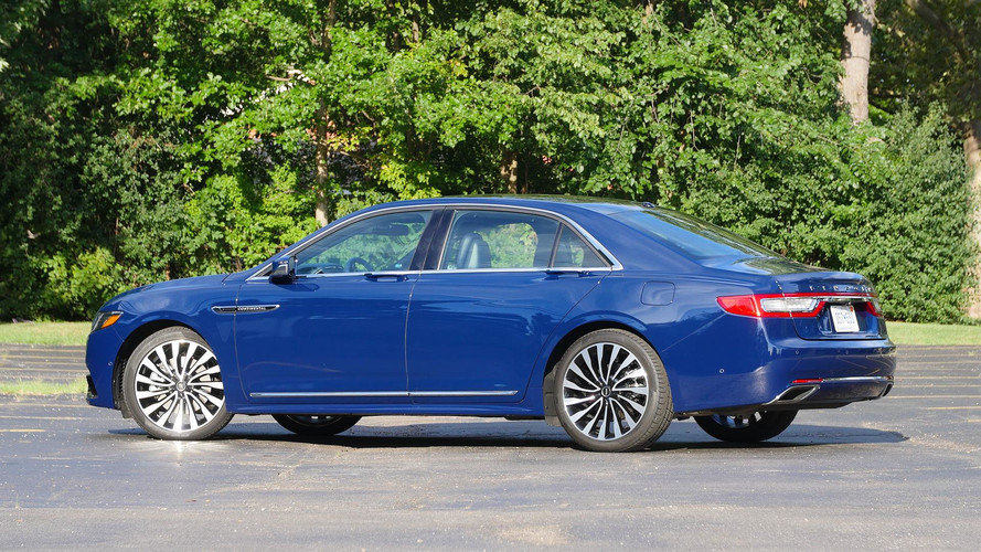 2017 Lincoln Continental: İnceleme