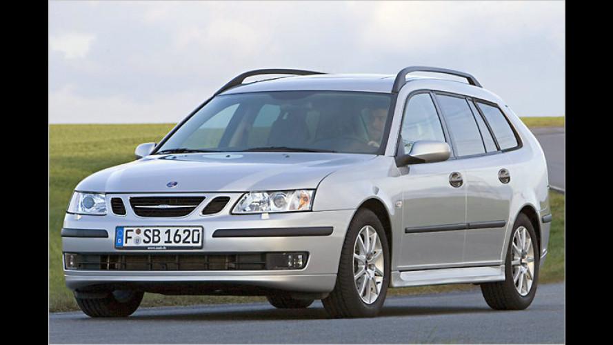 Saab bietet 9-3 mit neuer Ausstattungslinie Anniversary an