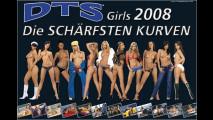 Zwölf heiße DTS-Girls