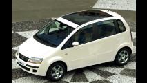 Genfer Farbenspiel von Fiat