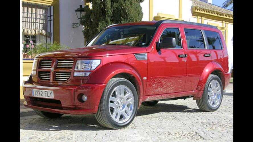Die sparsamsten SUVs mit mehr als zwei Liter Hubraum