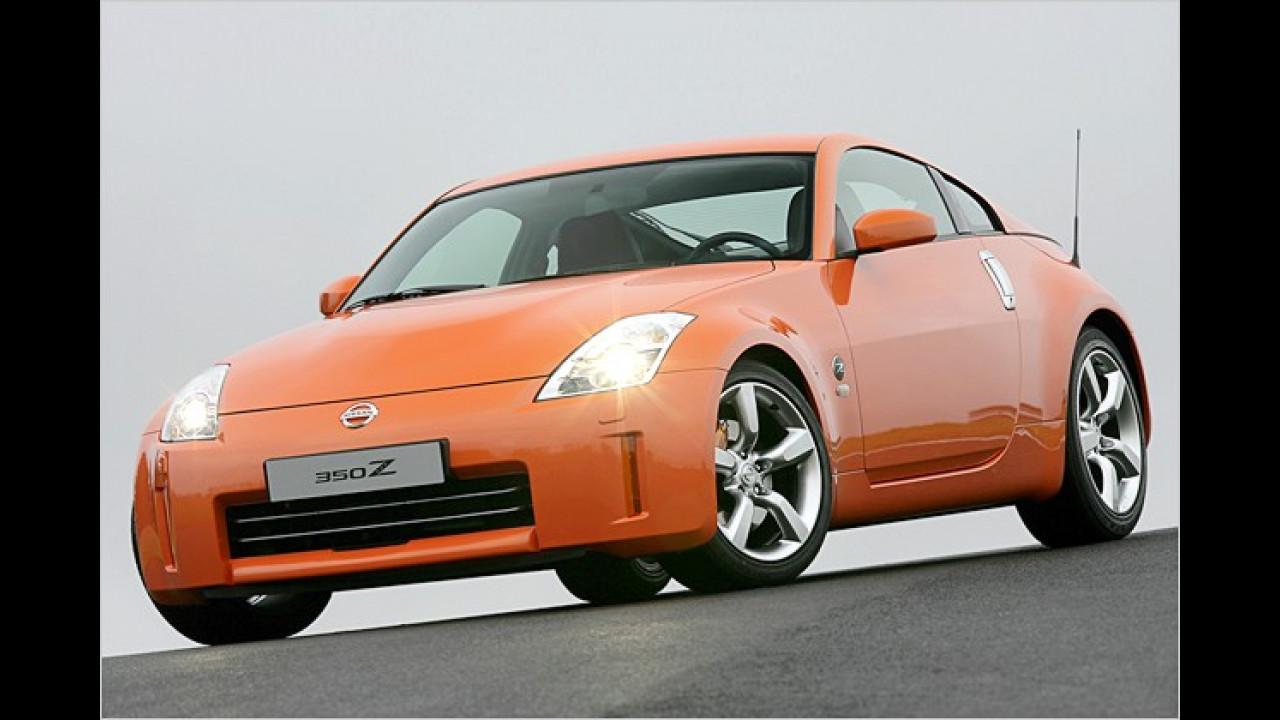 Nissan 350Z Coupé