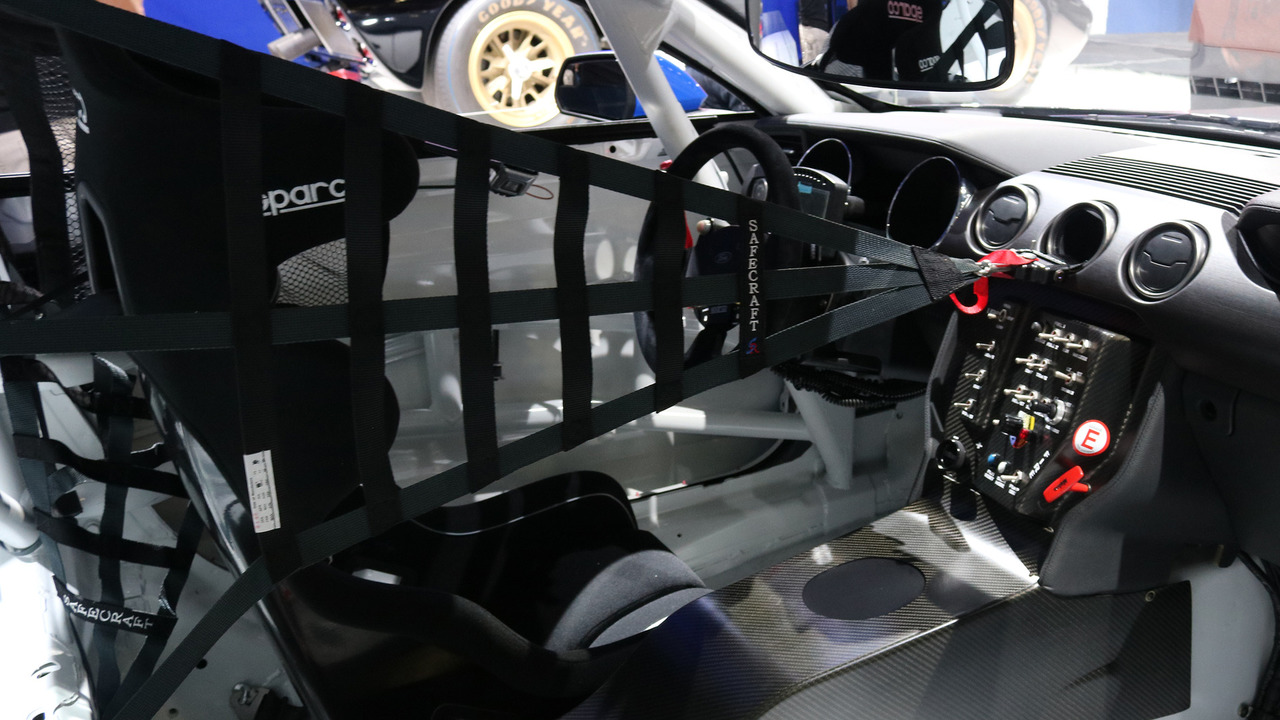 Ford Mustang Gt4 Race Car Motor1 Com Photos