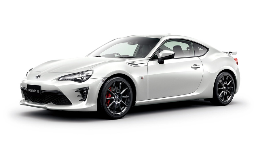 Next-gen Toyota 86 gets green light, due 2019