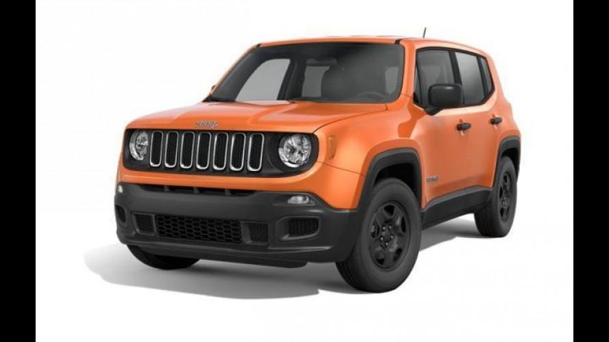 Assim será o Jeep Renegade de R$ 66.900 que chega em julho