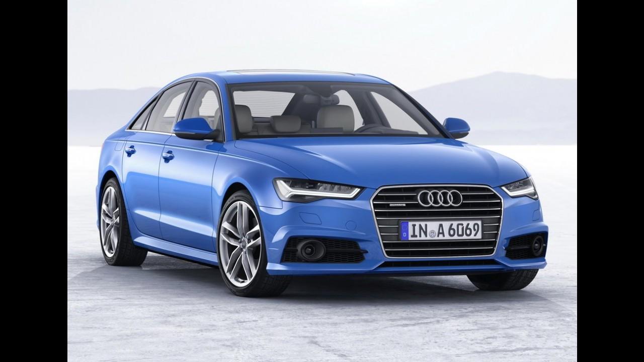 Audi revela A6 e A7 2017 com novidades e mais itens - veja fotos